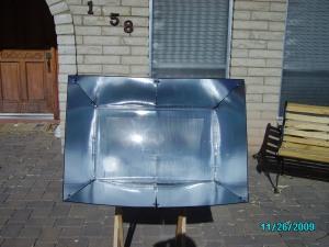 solar reflectors