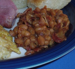 Quickie Baked Beans