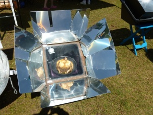 GSO sun oven